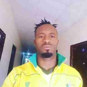 Photos From The Accident Scene Where Enyimba Football Legend, Chinedu Udoji Died